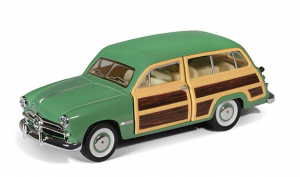 KINSMART Ford Woody Wagon (12шт) №KT5402D